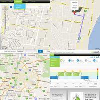Ha térképen is megnéznéd, merre futsz...