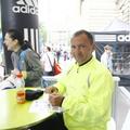 Rekorddöntő maraton váltó az adidas bajnokaival