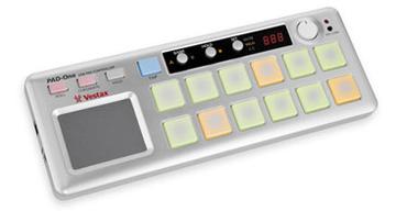 A Vestax is MIDI-kontrollál