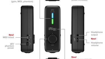 Az IK Multimedia kihozza a tökéletes mobil interfészt