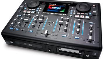 DJ számítógép a Numarktól