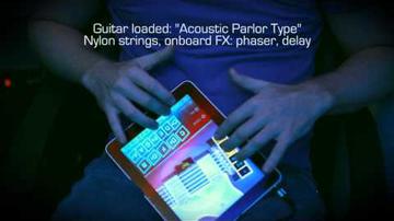 Úgy tűnik, lehet az iPadon zenélni