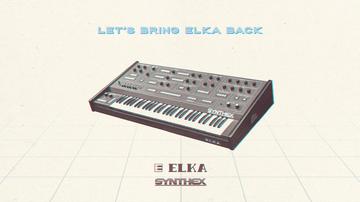 Visszajön az Elka Synthex