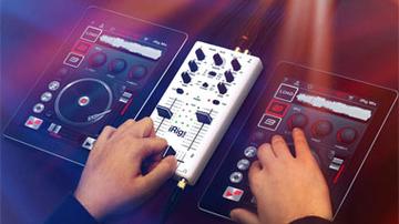 Kezdő DJ-kre vadász az IK Multimedia
