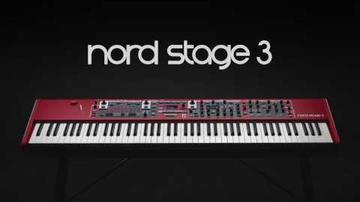 Új generáció érkezett a Nord Stage-éből