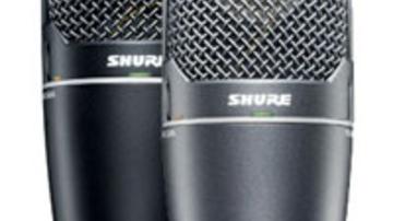 A Shure USB-re vált