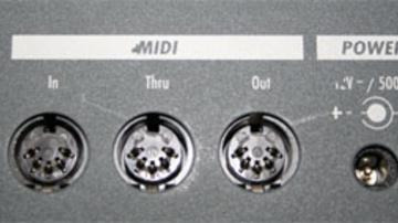A MIDI-kapcsolat