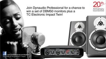 Nyerjünk TC Electronic interfészt és Dynaudio monitort