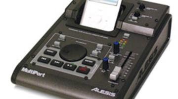 Nem pénztárgép: audióinterfész, iPoddal