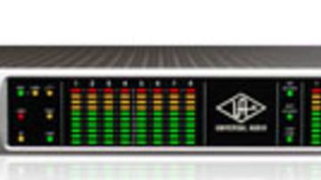 DSP-s interfész az Universal Audiótól