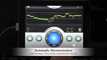 Harmonizer iPadre