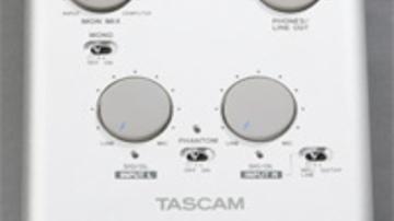Új USB-audiók a Tascamtól