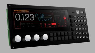 Digitális szintimonstrumot tesz a Percussa Eurorackbe