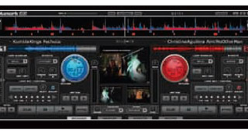 DJ-szoftver a Numarktól