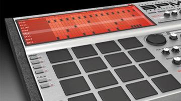 Javult a MOTU beatbox szoftvere