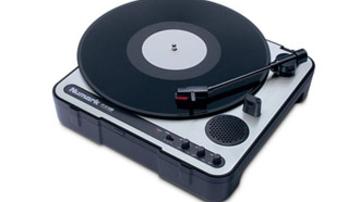Numark: még egy USB-s lemezjátszó