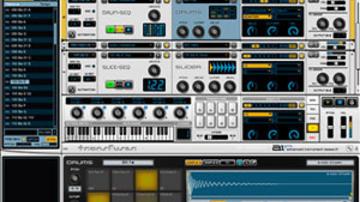 Digidesign-hangszer, preview-olva