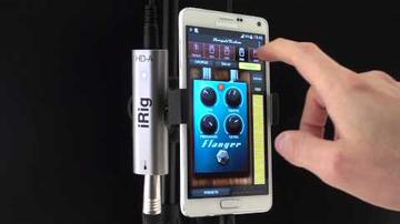 Androidon az AmpliTube