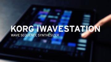 A világ legjob Wavestationje jött ki, persze, hogy iPadre