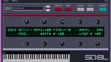 Új klasszikus plugin: Ensoniq SQ80