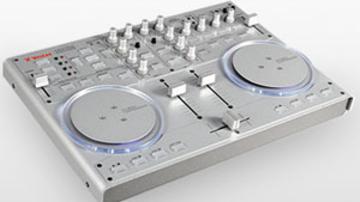 ÚJ DJ kontroller a Vestaxnál