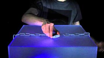 Misztikus analóg dobgép az Elektrontól