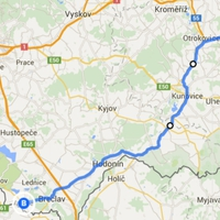 Zlin-Oktrovice-Staré Mesto-Hodonín-Breclav-Valtice: Karvina Burána 2. nap