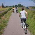 Biciklivel az Ásotthalom - Bački Vinogradi és Gyála - Tiszasziget határátkelőkön