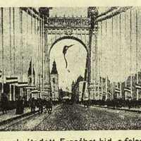 1903. október 10-én 11.00 órakor ezekkel a szavakkal avatták fel a máig legnagyobb emlékezetű Duna hidunkat