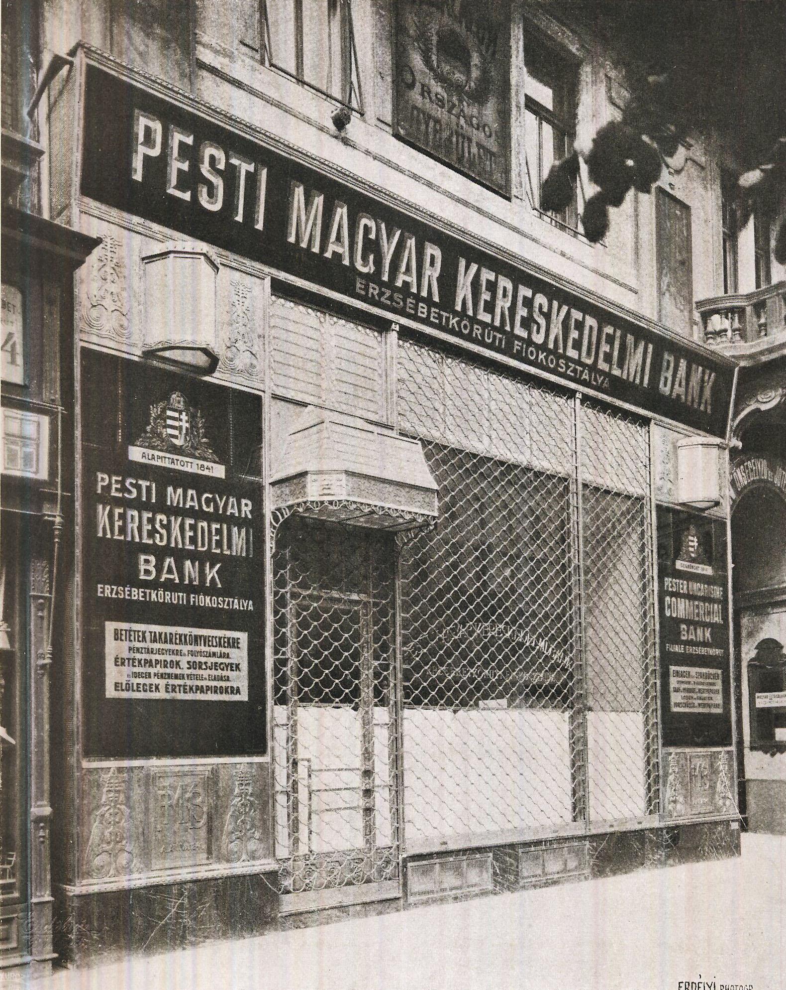 Detektv rács. Fotó: Magyar Kereskedelmi és Vendéglátóipari Múzeum