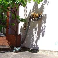 Dob utca 10. - Carl Lutz emlékmű