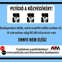 645. Közvécéket Budapestre! 1.