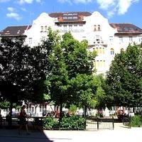 723. Budapest100 - Gutenberg tér