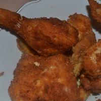 Ki szereti a rántott csirkét?
