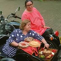 Női motorosok