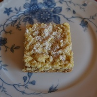 Reszelt, dióhabos süti