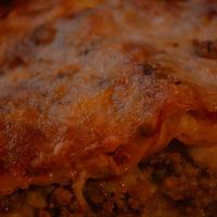 Esti lasagne.