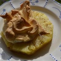 Sült ananász