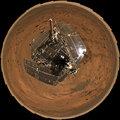 A NASA feladta: A Spirit nem mozdul