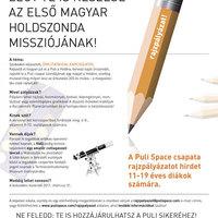 Rajzpályázatot hirdet a Puli csapat