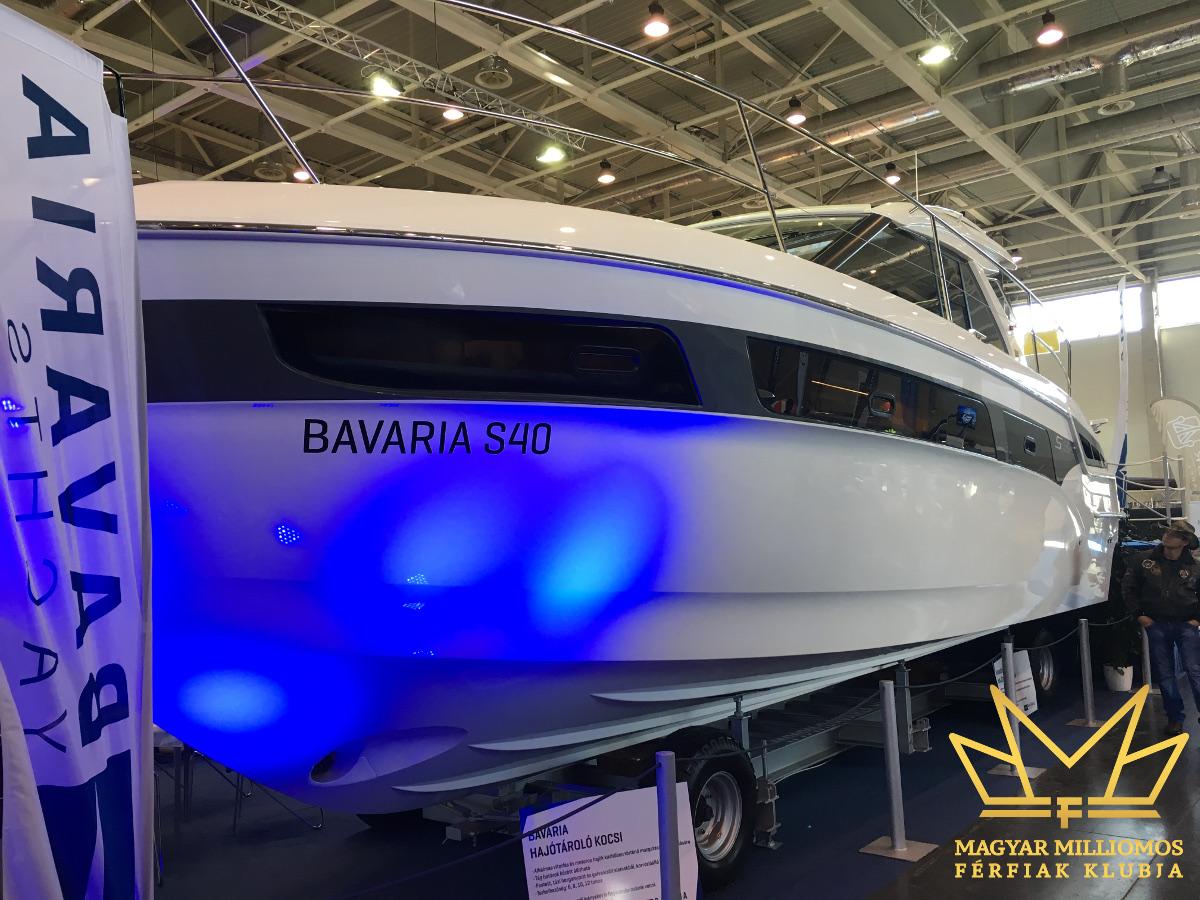 bavaria s40 budapest boat show 2017 mmfklub