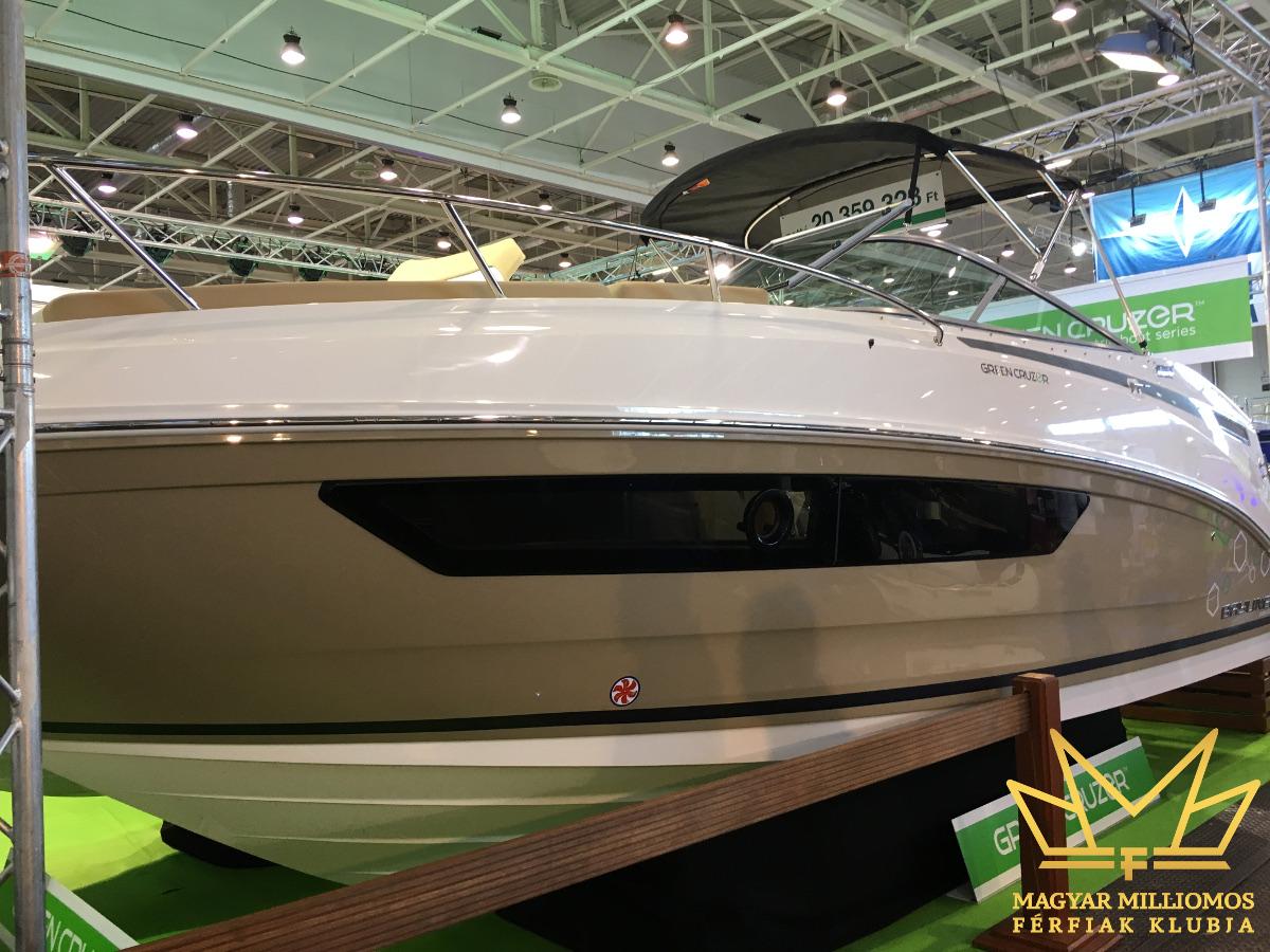 green cruzer budapest boat show 2017 mmfklub