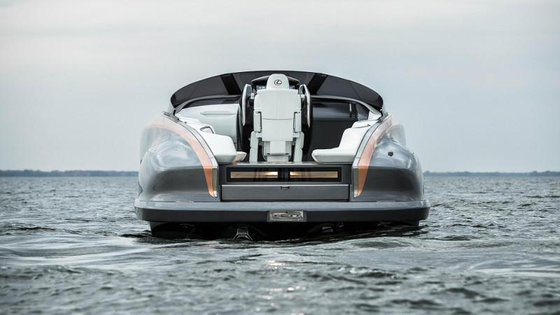 lexus motorcsónak csinos fara - exkluzív - gazdag - prémium - luxus - presztízs