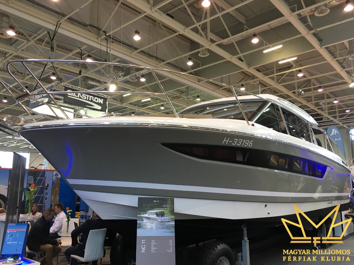 nc ii budapest boat show 2017 mmfklub