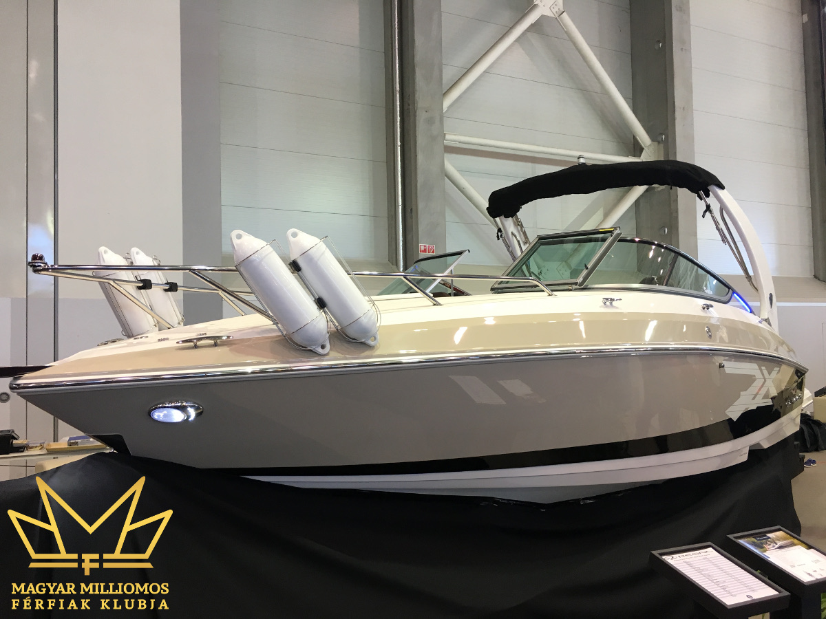 regal 2550 budapest boat show 2017 nyito mmf