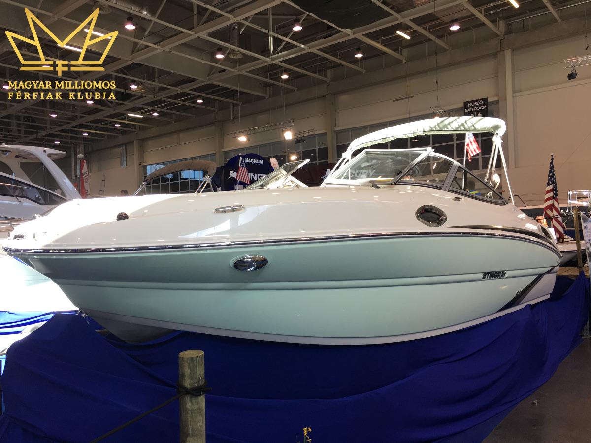 stingray 215 lr budapest boat show 2017 mmfklub