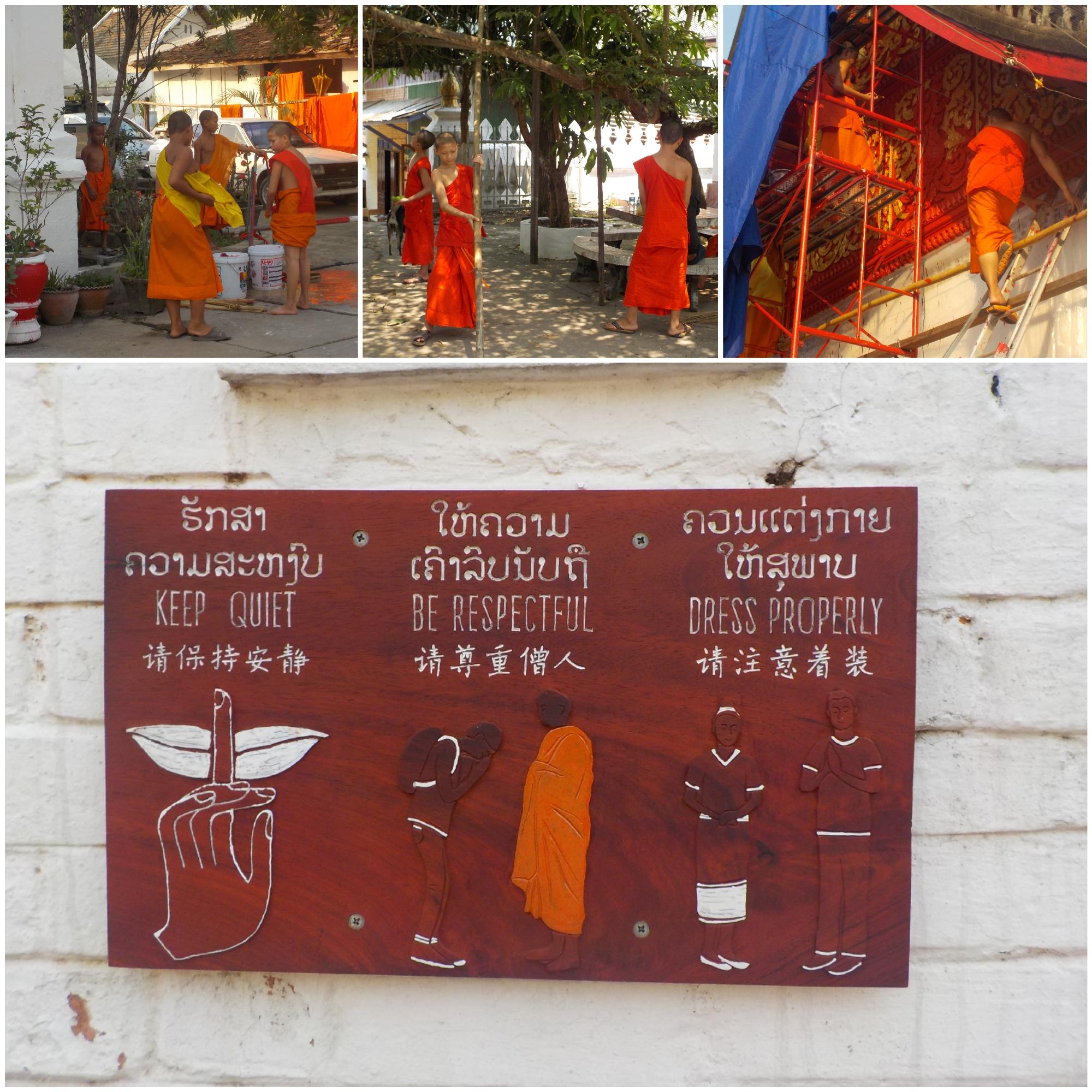 Tiszeteljed a vallást, a kultúrát ha Ázsiába érkezel.