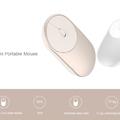 Xiaomi hordozható egér teszt - Kicsi, lapos és jól néz ki. Akár Apple termék is lehetne.
