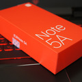 Xiaomi Redmi Note 5A teszt