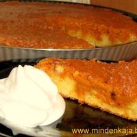 Pumpkin pie, azaz sütőtökös pite reform változatban- 38. VKF!